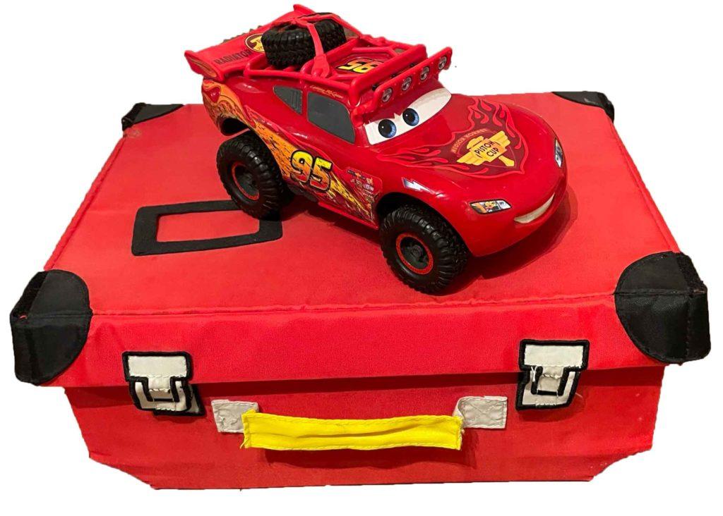 Lightning-McQueen-Suitcase